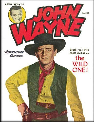 John Wayne Adventure Comics No. 30