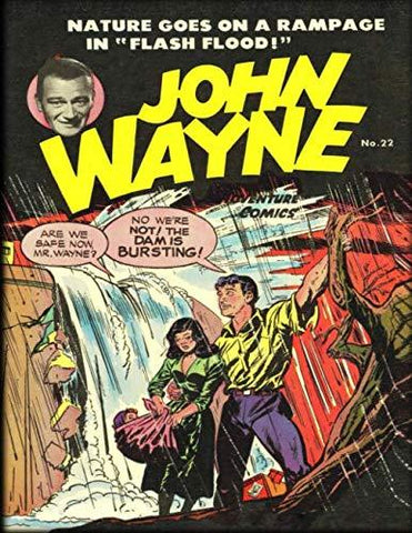 John Wayne Adventure Comics No. 22