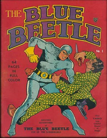 Blue Beetle No. 1