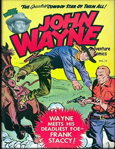 John Wayne Adventure Comics No. 13