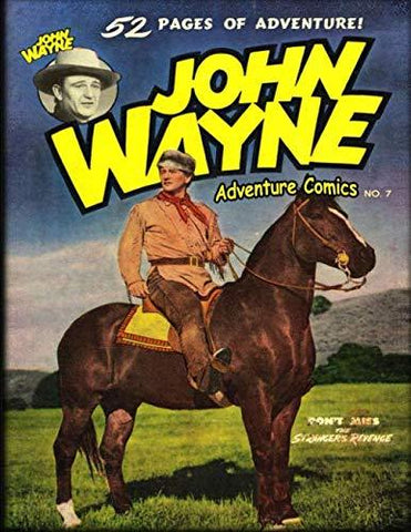 John Wayne Adventure Comics No. 7