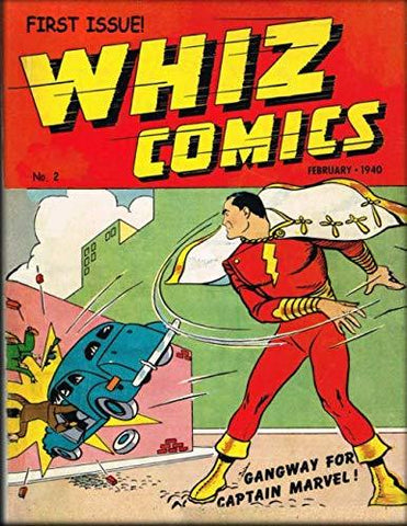 Whiz Comics No. 2: First Issue