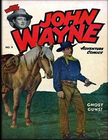 John Wayne Adventure Comics No. 9