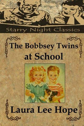 The Bobbsey Twins at School (Volume 4)