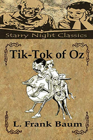 Tik-Tok of Oz (The Wizard of Oz)