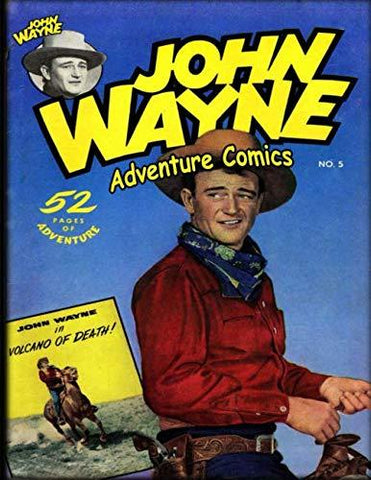 John Wayne Adventure Comics No. 5