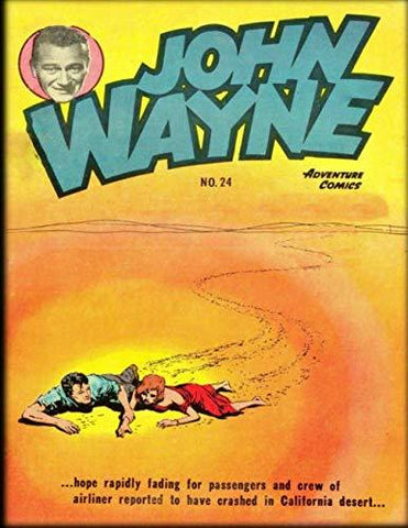John Wayne Adventure Comics No. 24