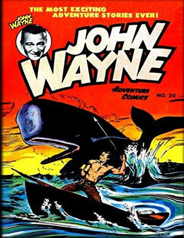 John Wayne Adventure Comics No. 20