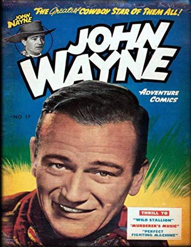 John Wayne Adventure Comics No. 17