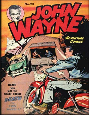 John Wayne Adventure Comics No. 23