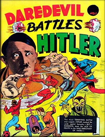 Daredevil No. 1: Daredevil Battles Hitler