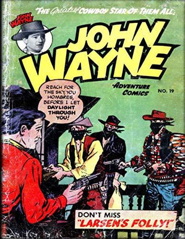John Wayne Adventure Comics No. 19