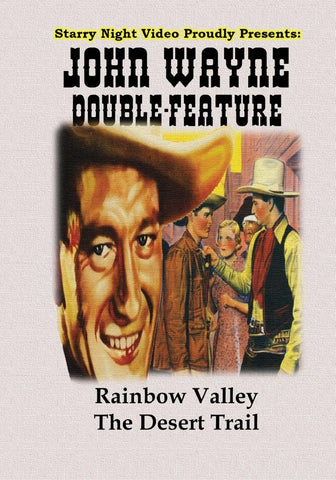 John Wayne Double Feature #9 - Rainbow Valley & The Desert Trail
