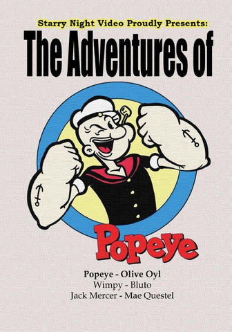 The Adventures of Popeye