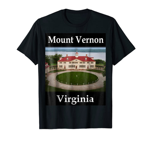 Yellow House Outlet: Mount Vernon T-Shirt