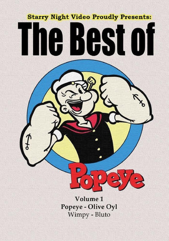 The Best of Popeye - Volume 1