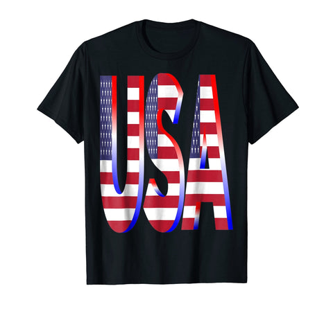 Yellow House Outlet: USA T-Shirt