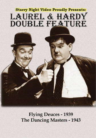 Laurel & Hardy Double Feature