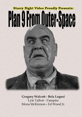 Plan 9 From Outer-Space