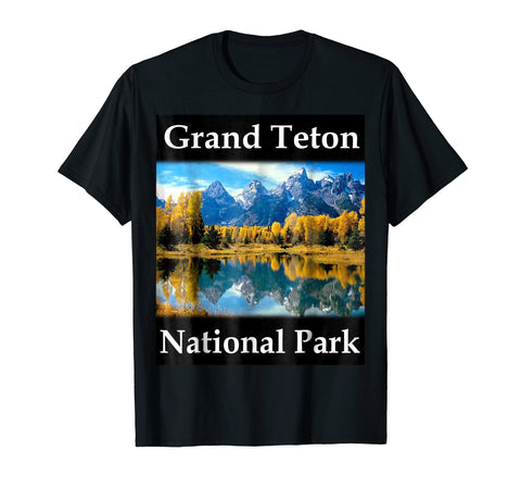 Yellow House Outlet: Grand Teton National Park T-Shirt