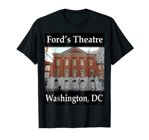 Yellow House Outlet: Ford's Theatre T-Shirt