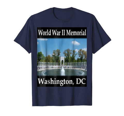 Yellow House Outlet: World War II Memorial T-Shirt