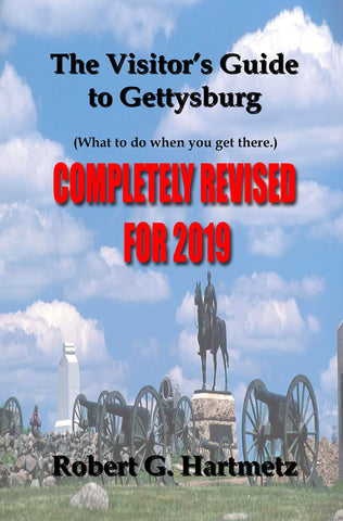 The Visitor's Guide to Gettysburg