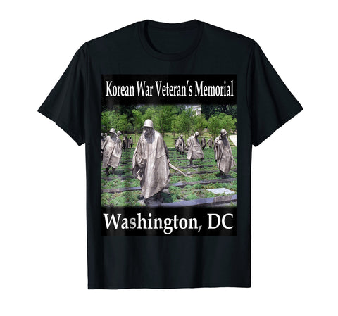 Yellow House Outlet: Korean War Veteran's Memorial T-Shirt
