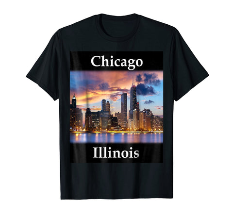 Yellow House Outlet: Chicago T-Shirt