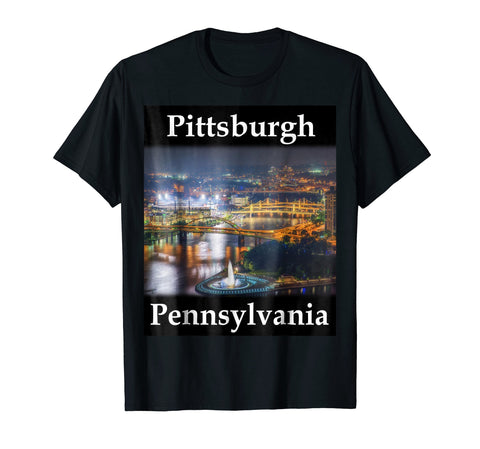 Yellow House Outlet: Pittsburgh, Pennsylvania T-Shirt