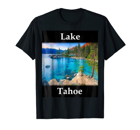 Yellow House Outlet: Lake Tahoe T-Shirt