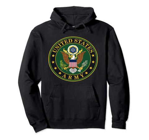 Yellow House Outlet: United States Army Pullover Hoodie