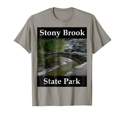 Yellow House Outlet: Stony Brook State Park T-Shirt