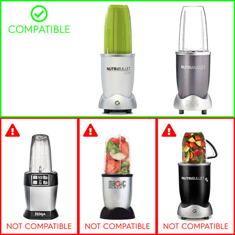 Compatible with NutriBullet Lean NB-203 1200W blenders