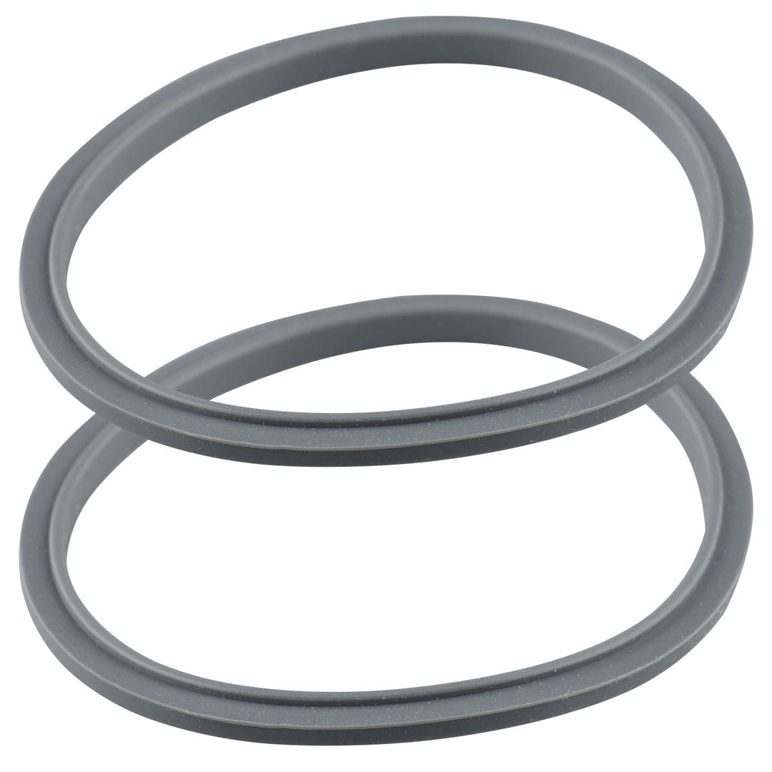 2 Gray Gasket Replacements for NutriBullet 600W 900W Extractor or ...