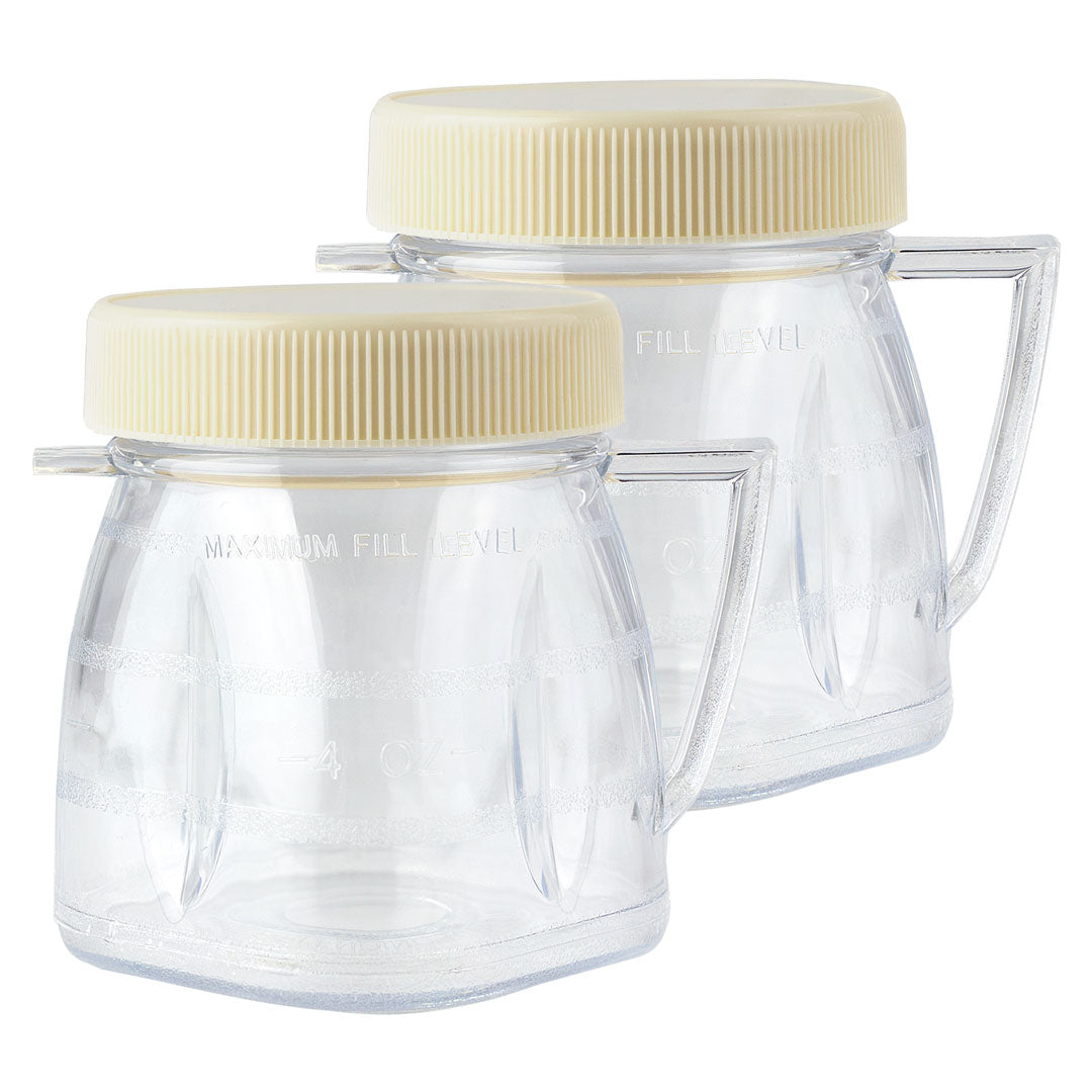 2 Pack Oster 1 Cup Mini Blend Jar For Oster Blenders Part