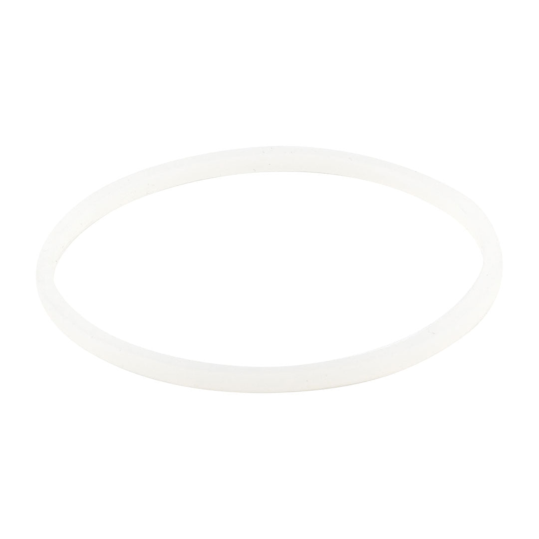 4 Pack White Gaskets Rubber Sealing O-Ring Replacement Part for Nutri Ninja Blenders BL660 BL663 BL663CO BL665Q BL740 BL770 BL771 BL773CO BL810C BL810Q BL820 BL830