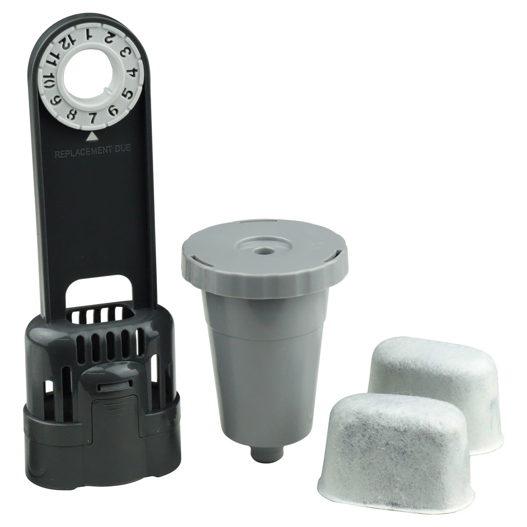 Keurig Water Filter Starter Kit + 1 My K-Cup 1.0