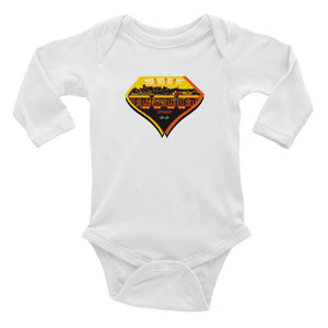 Soulful City SFC Long-sleeve Onesie