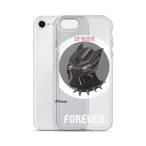 Panther iPhone Case