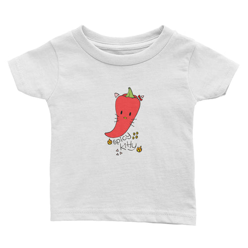 Spicy Kitty Infant/Toddler Tee