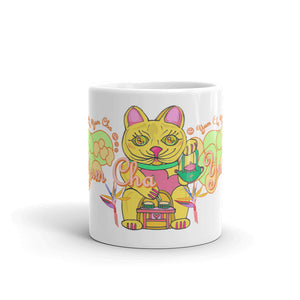 Yum Cha Kitty Mug