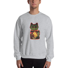 Load image into Gallery viewer, HeineCat Crewneck Sweater