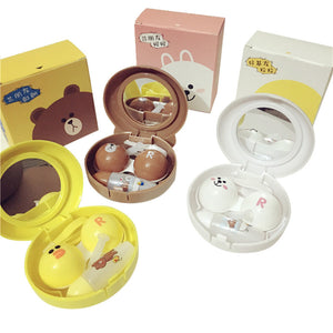 Travel Contact Lens Case