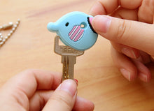 Load image into Gallery viewer, Silicone Key Cap Key Chains