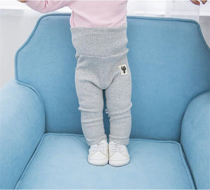 High Waist Baby Leggings