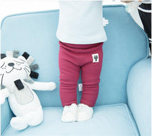 Load image into Gallery viewer, High Waist Baby Leggings