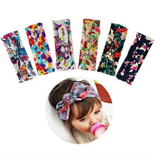Load image into Gallery viewer, Baby Headbands (6pc Set)