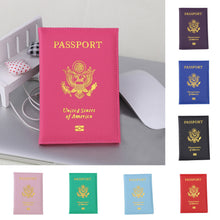 Load image into Gallery viewer, Passport Cover/Protector