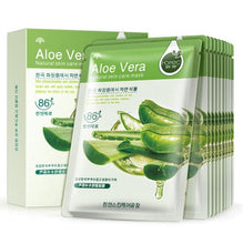 Load image into Gallery viewer, BIOAQUA Face Mask Sheets (Honey & Aloe) (10pc.)